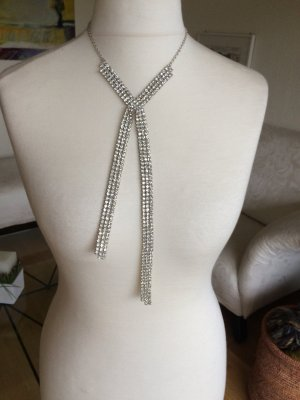 Collar color plata