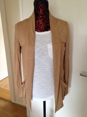 Schöne Strickjacke Cardigan im Boho Blogger Style