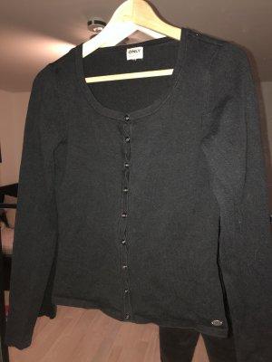 Only Veste en tricot noir