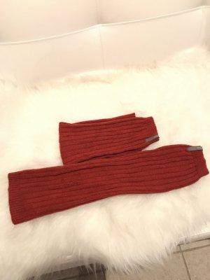 Esprit Legwarmers multicolored wool