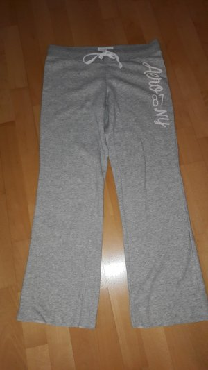 Aeropostale Sweat Pants light grey cotton