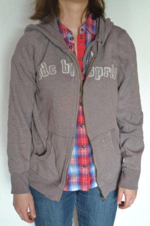 Schöne Sweatshirtjacke von Esprit in Gr. M