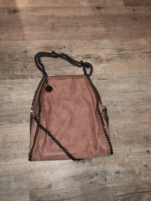 Handbag rose-gold-coloured-grey
