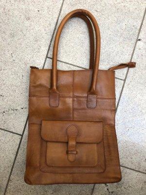 Schöne Tasche in Hellbraun von Görtz 17