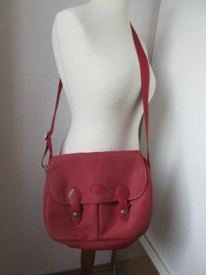 Longchamp Bandolera rojo oscuro-rojo ladrillo