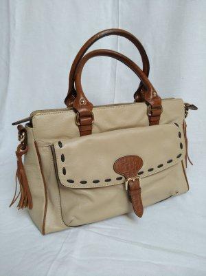 schöne Tasche mit vielen Details NEU!