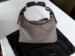 Gucci Handbag beige-camel