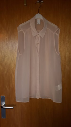 schöne transparente bluse