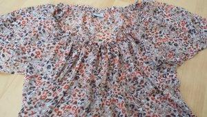 Schöne Tunika, Bluse aus Chiffon von Esprit, Gr. 38
