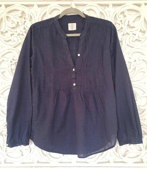 schöne Tunika von H&M * dunkelblau * Gr. 36 S-M