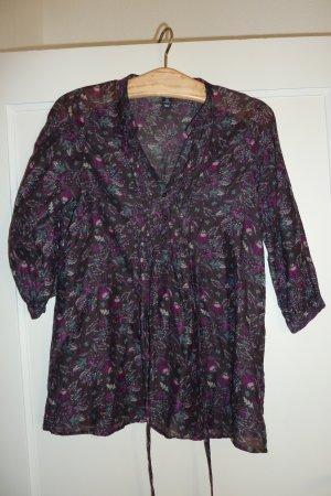 Schöne Tunikabluse - sehr leicht und angenehm zu tragen
