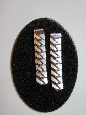 schöne ungetragene Diesel Ohrringe