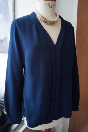 Schöne Vero Moda Bluse Gr.38/40 Raffung