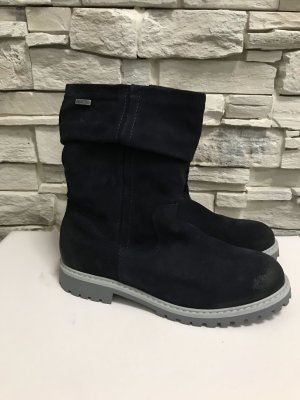 Jana Winter Boots dark blue