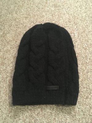 Jack & Jones Sombrero de punto negro