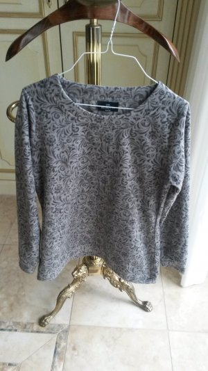 Schöne warme Sweatshirt/Pulli  grau!