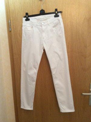 Schöne weiße 7/8 Jeans von s. Oliver Selection.