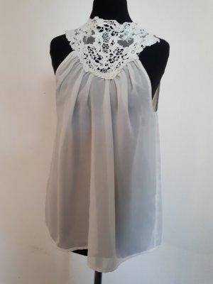 schöne weiße bluse