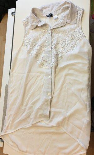 schöne weiße H&M Bluse