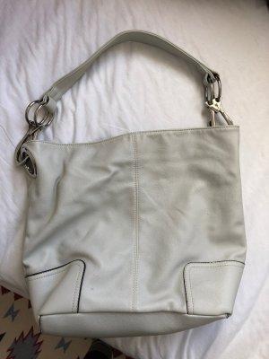 Schöne, weiße Handtasche