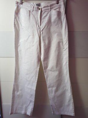 Schöne weiße Hose von Womens selection Gr 40