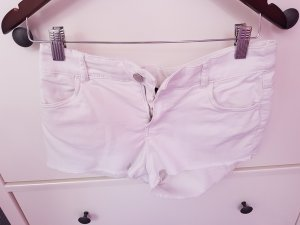 Schöne Weiße Jeans-Schorts von H&M  Gr 36