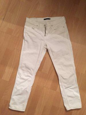 Schöne weiße Ralph Lauren Hose