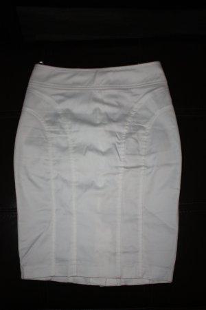 Schöne weiße Rock 34 groß H&M