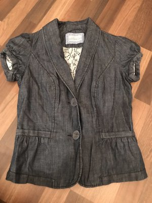 Clockhouse Gilet en jean multicolore