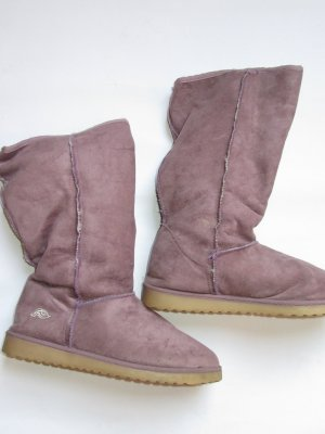 Snow Boots lilac