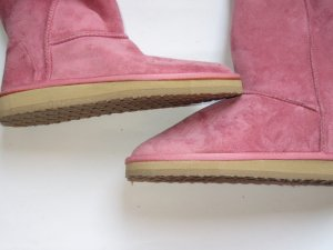 Snow Boots raspberry-red