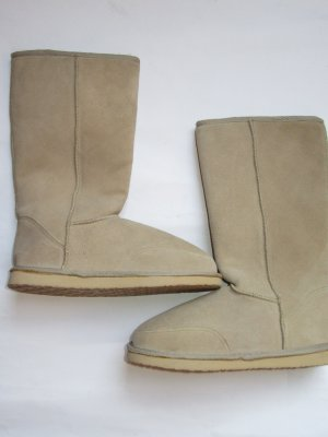 Snow Boots sand brown