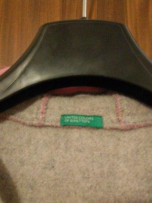 schöne Wolljacke von Benetton