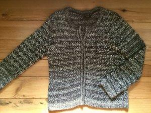 1.2.3 Paris Veste en tricot multicolore tissu mixte