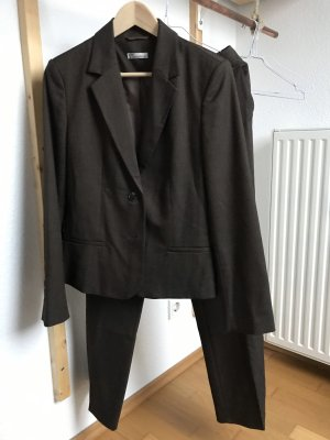 Savannah Business Suit dark brown