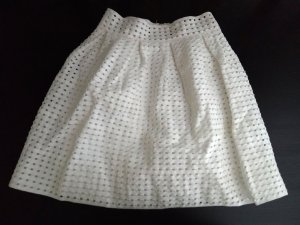 Daphnea Tulip Skirt white