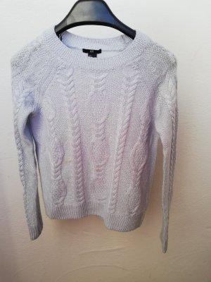 Schöner babyblauer Pullover H&M Gr. S
