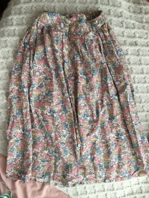 Flaxx Flared Skirt multicolored