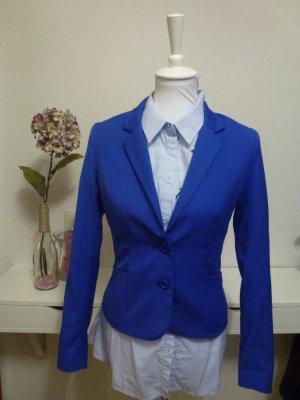Schöner Blazer H&M blau in Gr. 36