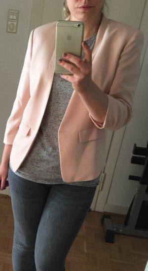 Schöner Blazer in rosé