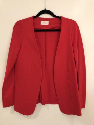 Vicolo Jersey Blazer red