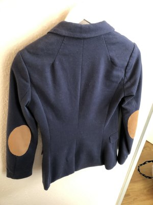H&M Blazer sweat blu scuro