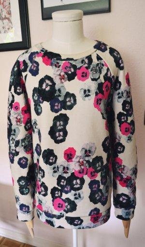 Schöner Blumen Print Pullover von Monki