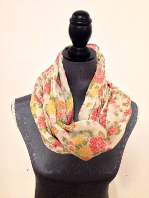 Esprit Kerchief multicolored cotton
