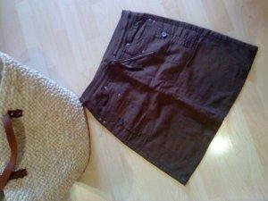 schöner brauner Leinenrock von Vero moda 36