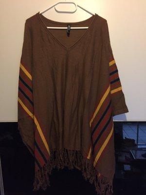 Poncho brown