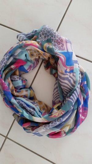 Schöner bunter Sommer Schal