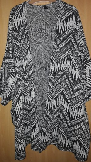 H&M Divided Cardigan tricotés multicolore polyester