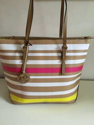 Made in Italy Shopper multicolored imitation leather