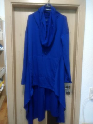 no name Oversized Sweater blue